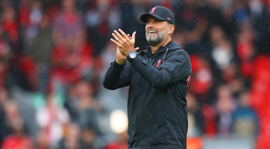 'Atmosphere-wise, our dreams came true' - Klopp hails return of fans