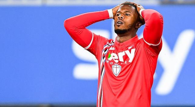Senegal striker Balde signs for Cagliari