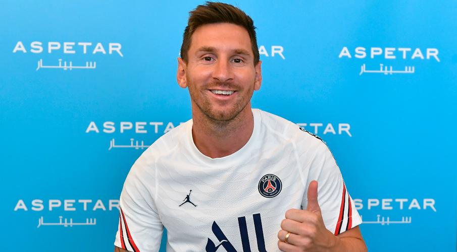 Messi joins PSG with Barcelona legacy intact