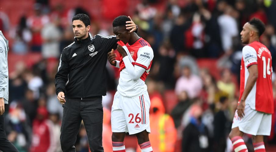 Arsenal facing 'challenging' situation, Arteta says after Chelsea loss