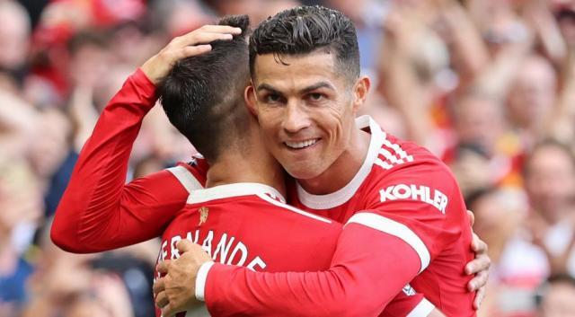 I was super nervous - Ronaldo