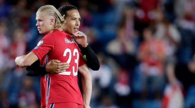 Dutch draw with Norway in meek start under new coach Van Gaal