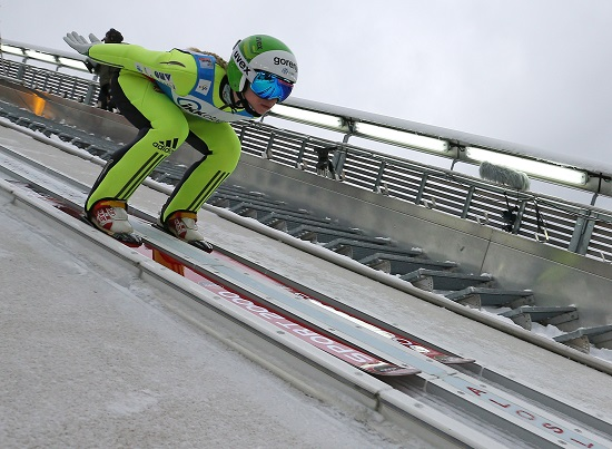 NORDIC SKIING, SKI JUMPING - FIS WC, Oberstdorf