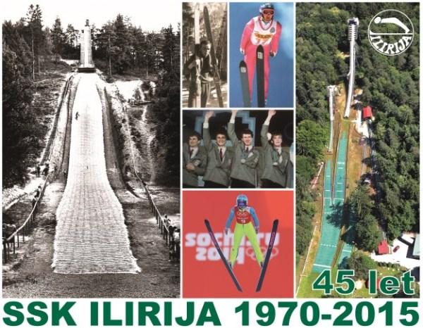 45 letnica SSK Ilirija