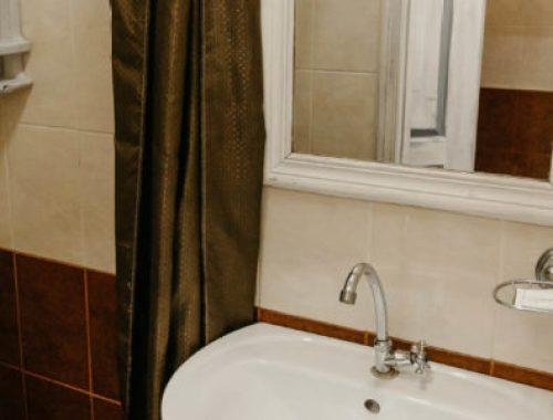 Завтрак в гостинице Винтаж