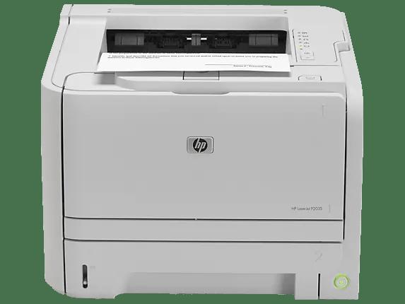 Hp Laserjet P2035 Printer Ce461a Aba