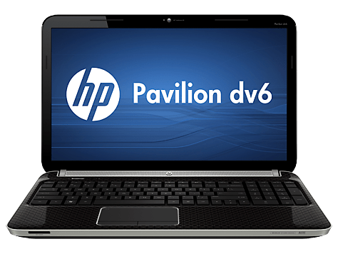 Hp Pavilion Dv6 6000 Entertainment Notebook Pc Series