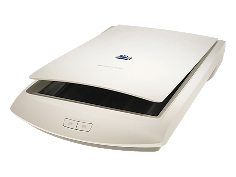 HP Scanjet 2200c Scanner series Software and Driver ...