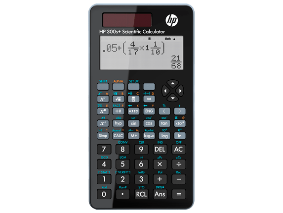 Hp 300s Scientific Calculator Hp 174 Official Store