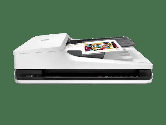HP® ScanJet Pro 2500 f1 Flatbed Scanner (L2747A#BGJ)