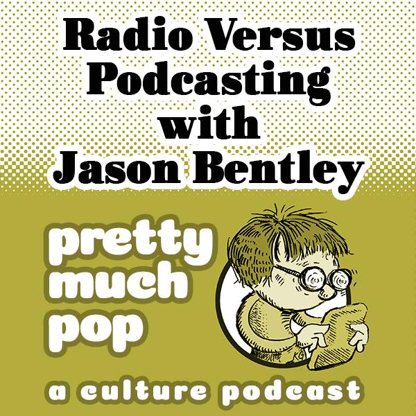 PEL Presents PMP#81: Radio vs. Podcasting w/ Jason Bentley