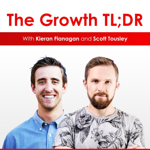 The GrowthTLDR Podcast. Weekly Conversations on Business Growth.