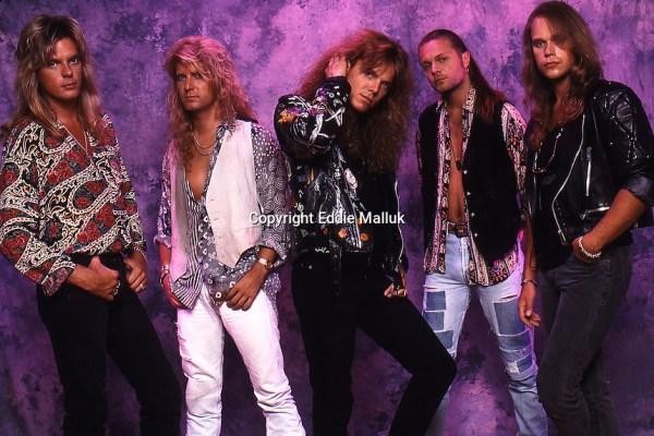 Europe, Joey Tempest, John Levén, Mic Michaeli, Ian ...