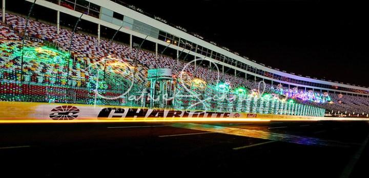 Charlotte holiday lights for Holiday light spectacular atlanta motor speedway
