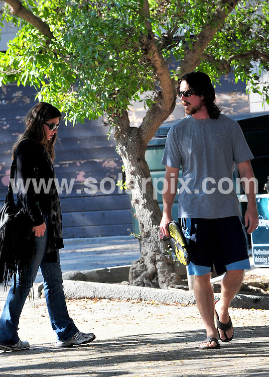 Christian Bale Shouting At His Wife Sandra Blazic On The