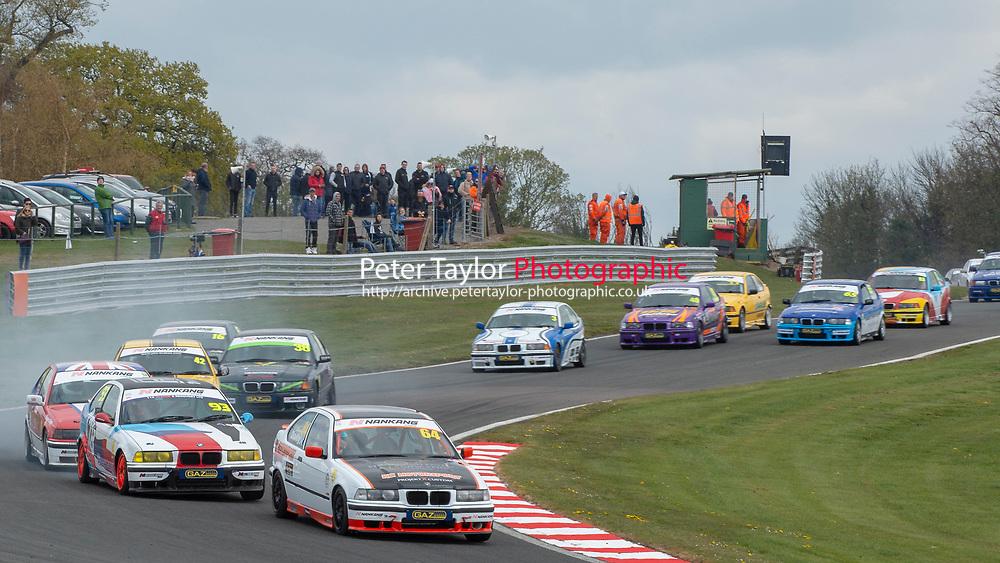 Nankang Tyres BMW Compact Cup Championship – Oulton Park – 13th April 2019