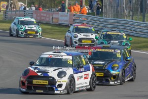 Mini Challenge – JCW Class – Rounds 1 & 2 – Oulton Park – 20th-22nd April 2019