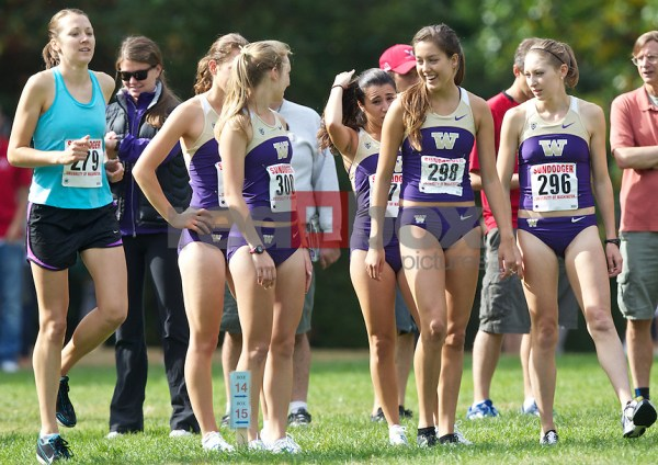 University of Washington men's and women's cross country ...