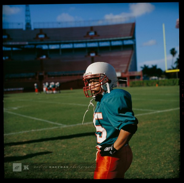 Women's Tackle Football | Andrew Kaufman Archive