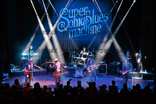 supersonic blues machine # 79