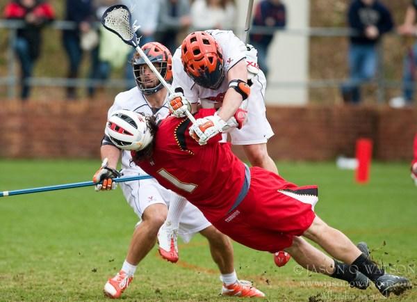 20090328 - #9 Maryland at #1 Virginia (NCAA Lacrosse ...