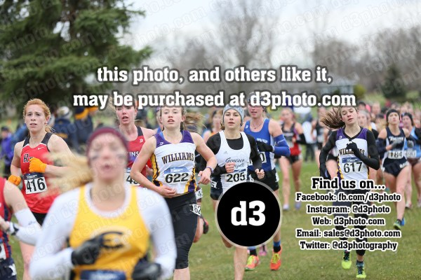 2015 Division III Cross Country Championships ...