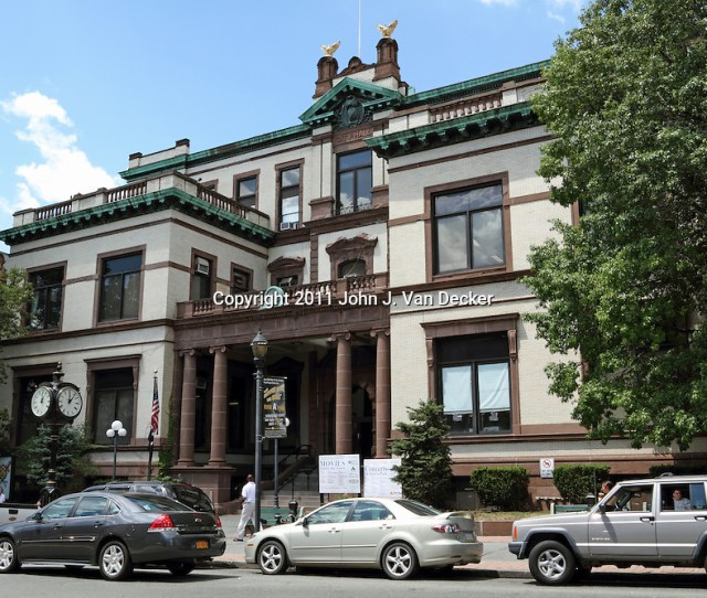 City Hall Hoboken New Jersey Usa Hoboken Was Once A Transportation And