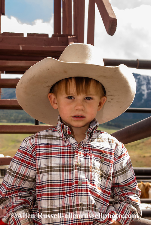 Image result for young kid in cowboy hat