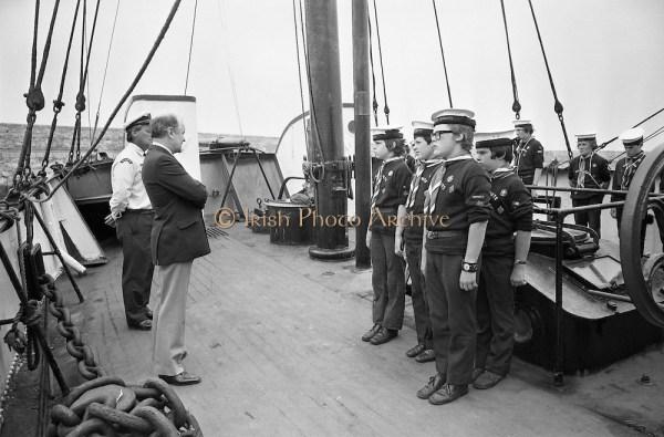 Image Sea Scouts on board Albatross Lightship D945-391.jpg ...