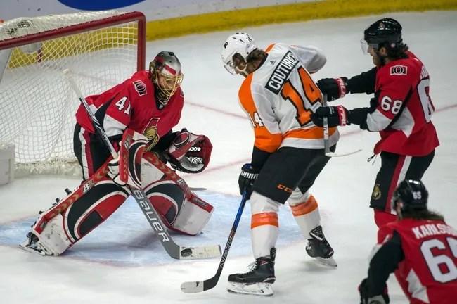 Ottawa Senators vs. Philadelphia Flyers - 10/10/18 NHL Pick, Odds, and Prediction