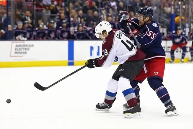 Columbus Blue Jackets vs. Colorado Avalanche - 10/9/18 NHL Pick, Odds, and Prediction