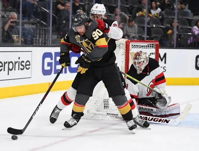 New Jersey Devils vs. Vegas Golden Knights - 12/14/18 NHL Pick, Odds, and Prediction