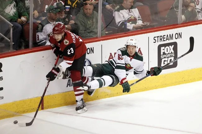 Minnesota Wild vs. Arizona Coyotes - 10/16/18 NHL Pick, Odds, and Prediction