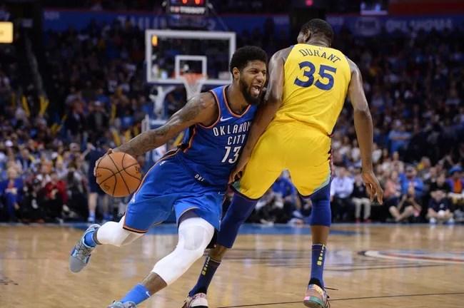 Golden State Warriors vs. Oklahoma City Thunder - 10/16/18 NBA Pick, Odds, and Prediction