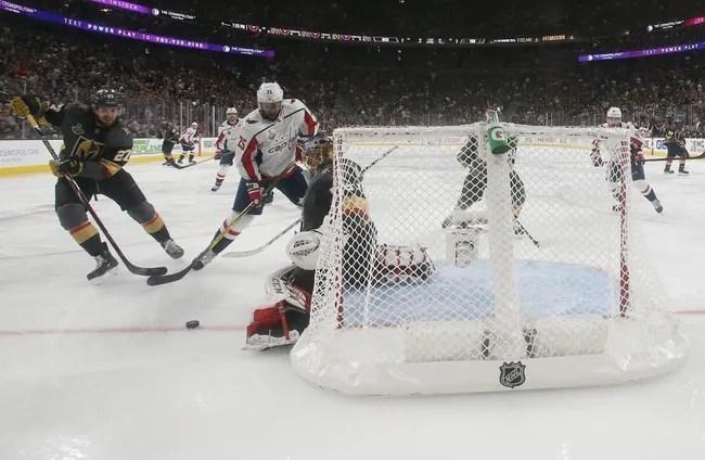 Washington Capitals vs. Vegas Golden Knights - 10/10/18 NHL Pick, Odds, and Prediction