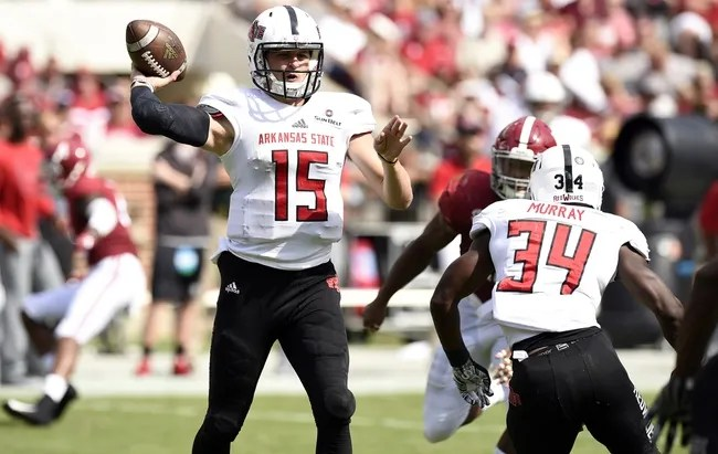 Arkansas State vs. Appalachian State - 10/9/18 College Football Pick, Odds, and Prediction