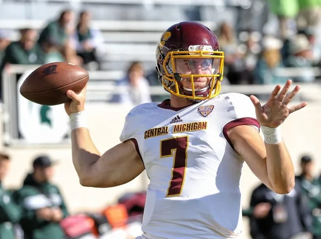 Image result for Bowling Green Falcons vs. Central Michigan Chippewas