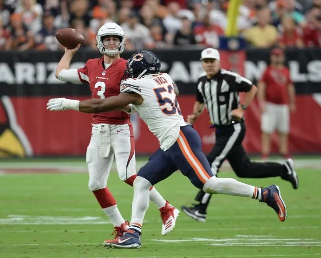 Miami Dolphins vs. Chicago Bears - 10/14/18 NFL Pick, Odds, and Prediction
