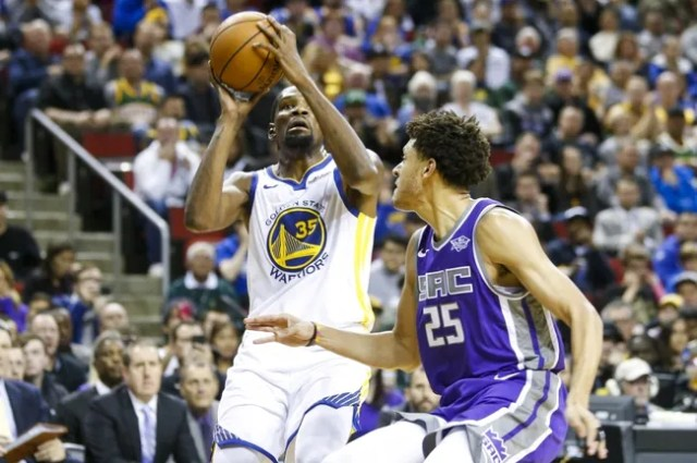 Golden State Warriors vs. Phoenix Suns - 10/8/18 NBA Pick, Odds, and Prediction