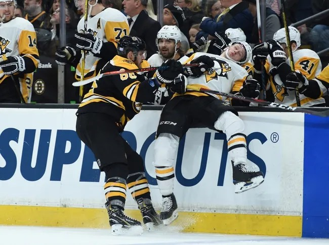 Pittsburgh Penguins vs. Boston Bruins - 12/14/18 NHL Pick, Odds, and Prediction