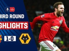 Highlights-Manchester United 1 vs Wolverhampton 0