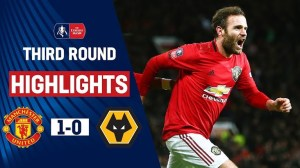 Highlights-Manchester United 1 vs Wolverhampton 0
