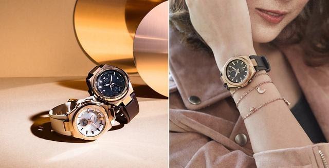 Thời thượng cùng đồng hồ chính hãng Casio