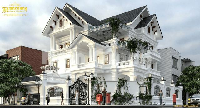 TP.HCM là nơi đặt nền móng đầu tiên cho kiến trúc tân cổ điển