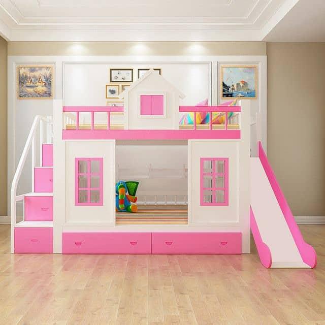 Lựa chọn các mẫu giường tầng đẹp cho các con