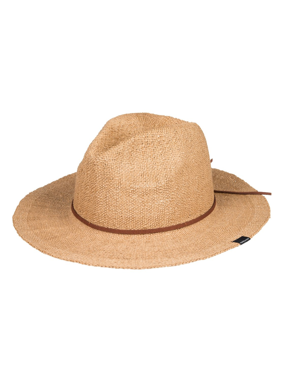 Crushy Straw Lifeguard Hat