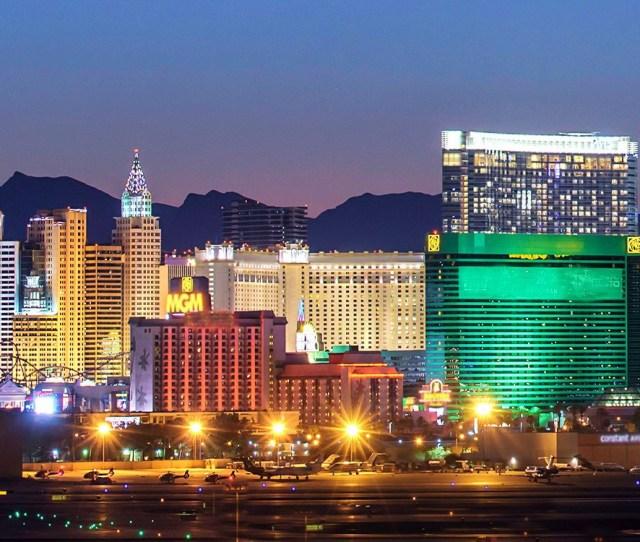 Park Mgm Las Vegas The Strip Las Vegas
