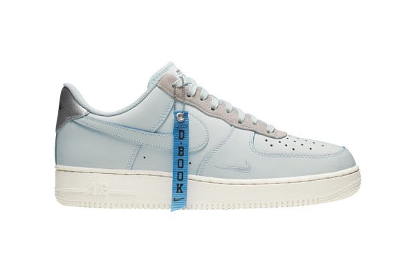 free shipping 4fb20 b2945 Devin Booker x Nike Air Force 1 Low Collab Unveiled: Release ...