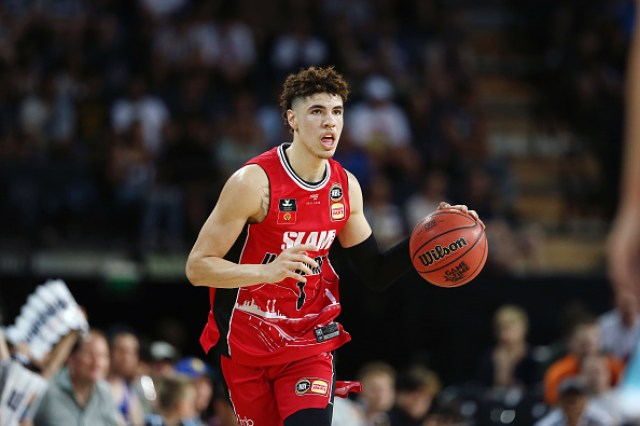LaMelo Ball, NBA Mock Draft