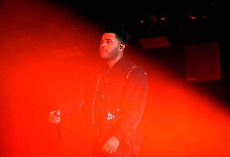 The Weeknd After Hours album cover